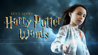 Go Jo - Make Harry Potter Wands
