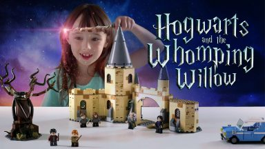 Go Jo - Lego Hogwarts Whomping Willow Set